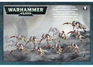 Games Workshop Warhammer 40000 40K Tyranid Hormagaunt Brood 51-17